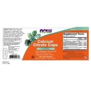 1235_Calcium Citrate Label