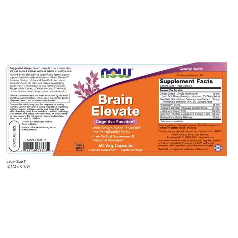 Brain Elevate_3303_Label